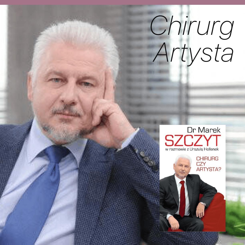 Dr Marek Szczyt książka